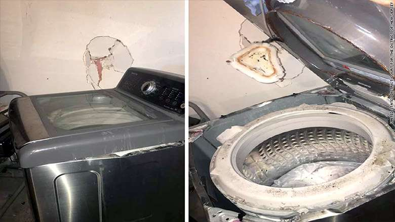 サムスン電子がアメリカで洗濯機280万台を回収 顎骨折などの負傷事故も