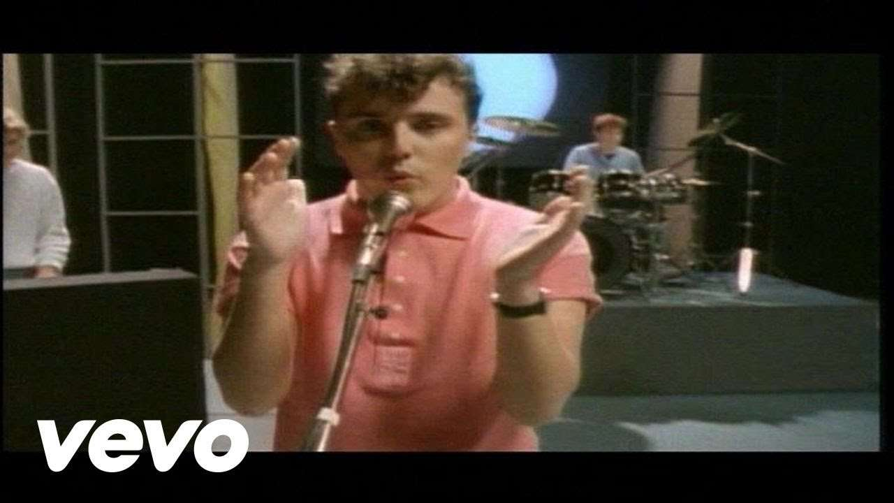 Tears For Fears - Everybody Wants To Rule The World - YouTube