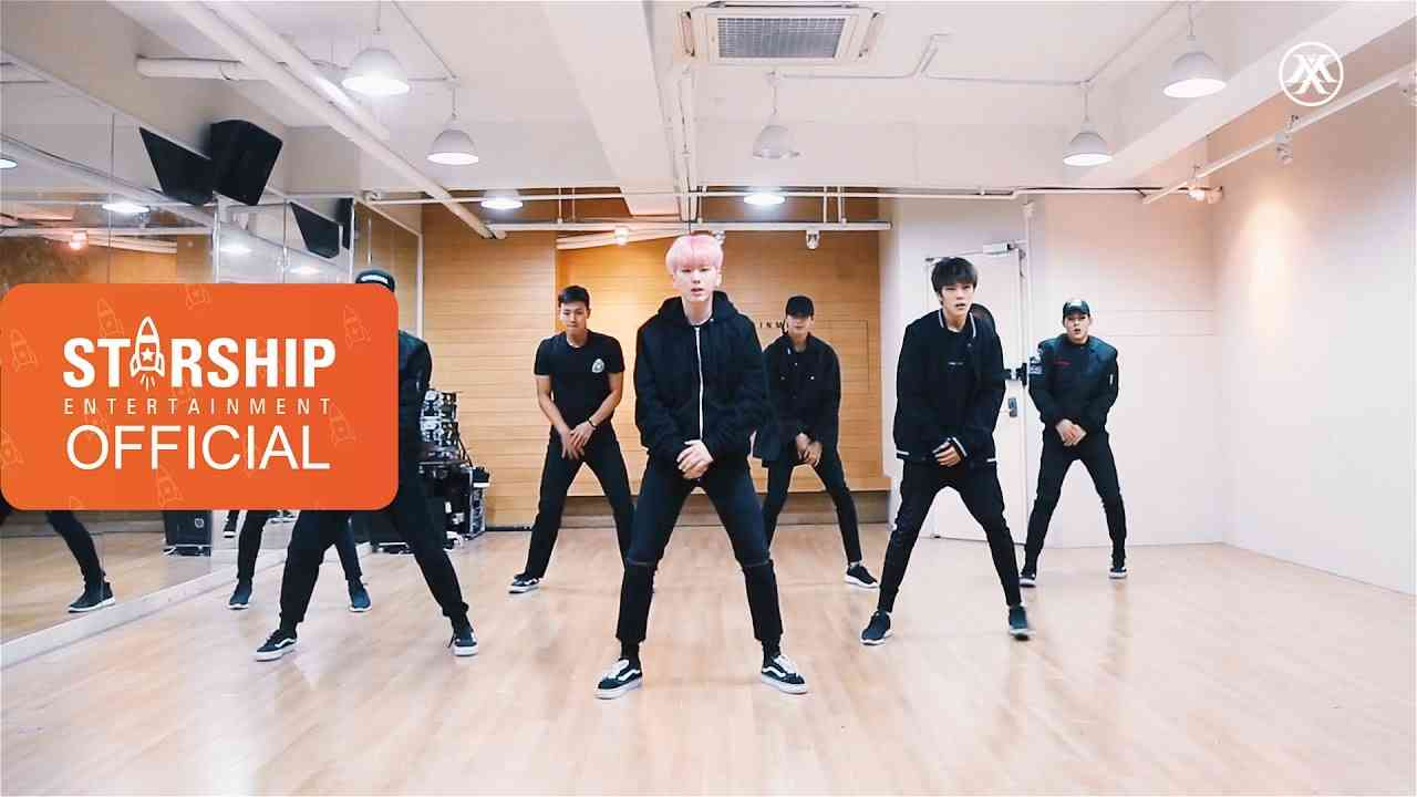 [Dance Practice] 몬스타엑스(MONSTA X) _ Fighter - YouTube