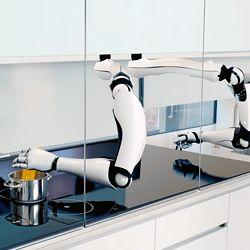 【まるでSF映画】全自動キッチンロボットの未来感がヤバい【AI】 - NAVER まとめ