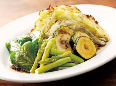 生野菜以外の野菜サラダ・副菜