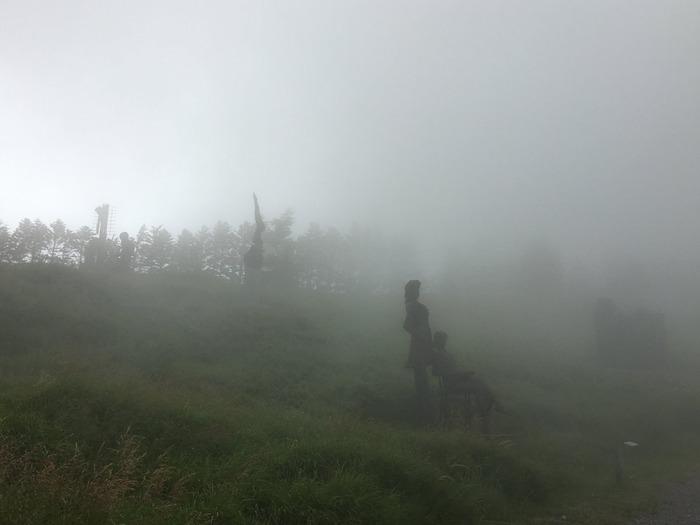 長野県の美術館、霧が降るとサイレントヒル状態で怖すぎるwwwwwww:ハムスター速報