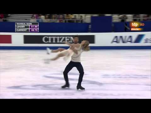 Papadakis/Cizeron. 2015 World Championships. FD - YouTube