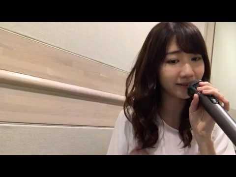 161025 柏木由紀 - サイレントマジョリティー @ SHOWROOM - YouTube