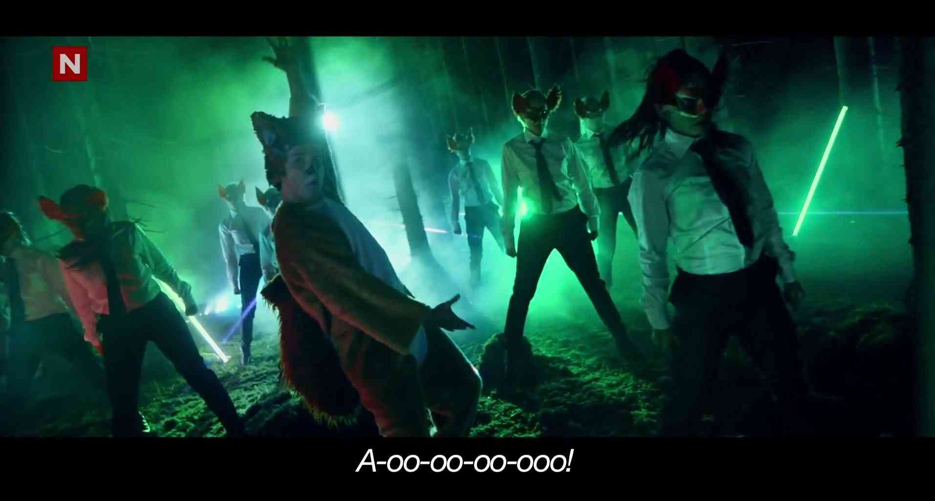 Ylvis - The Fox (What Does The Fox Say?) [Official music video HD] - YouTube