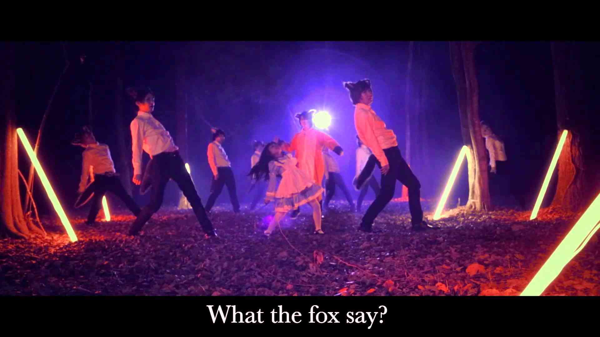 Ylvis - The Fox (What Does The Fox Say?)Cover from Japan - YouTube