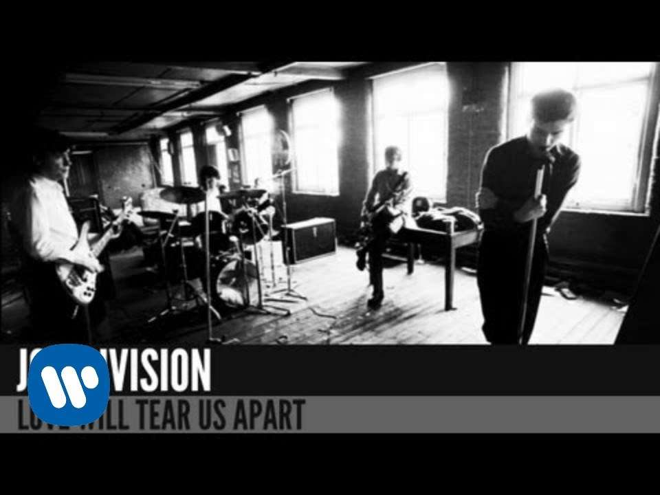 Joy Division - Love Will Tear Us Apart [OFFICIAL MUSIC VIDEO] - YouTube