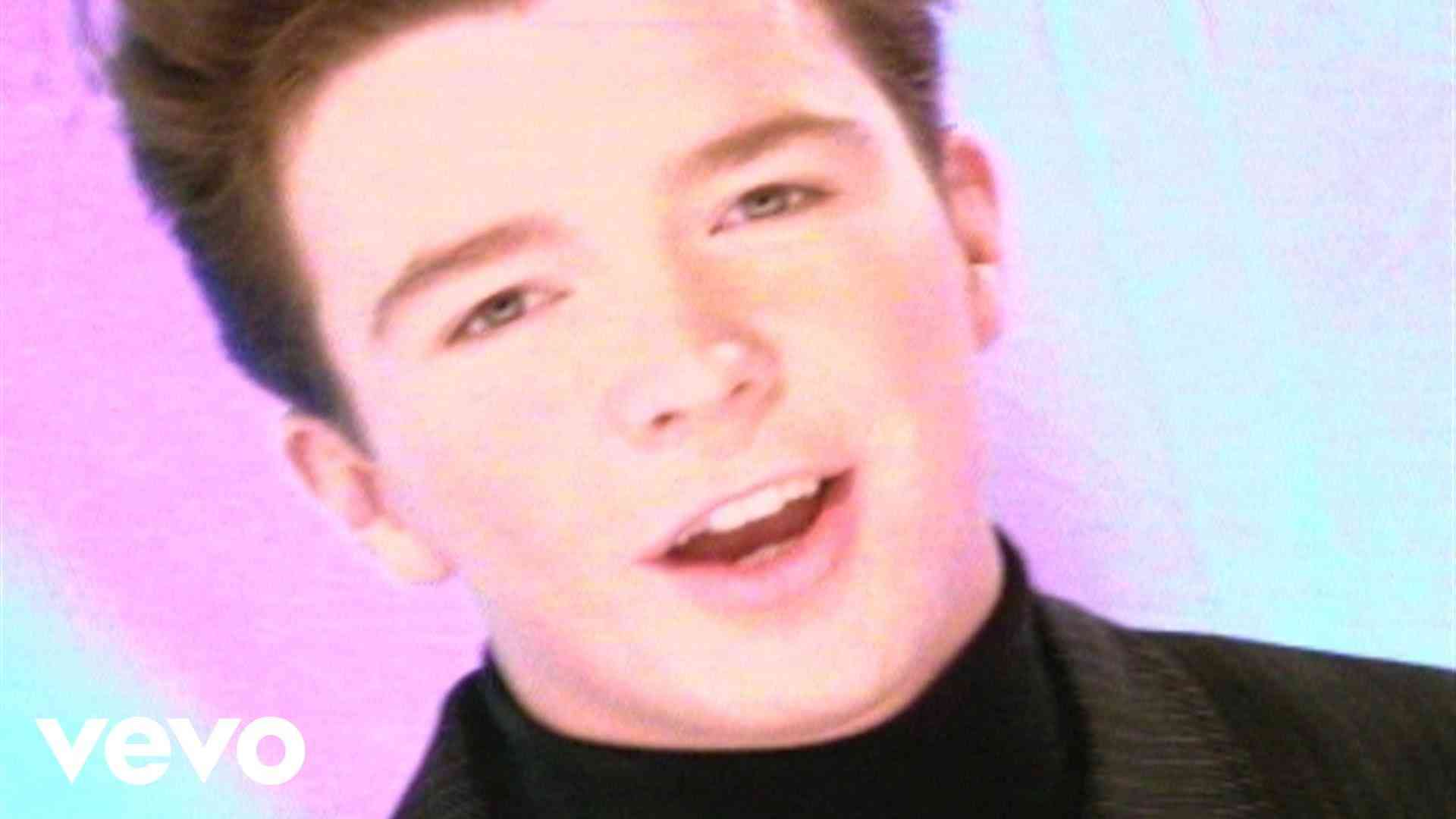 Rick Astley - Together Forever - YouTube