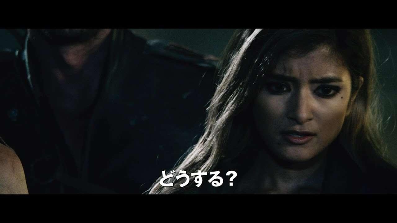 ローラ演じる女戦士の姿、初公開!『バイオハザード:ザ・ファイナル』予告編 - YouTube