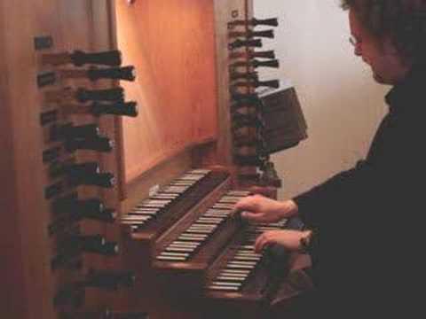 Wachet auf, ruft uns die Stimme (BWV 645) - YouTube
