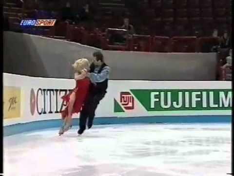 Grishuk & Platov - 1997 Euro OD - Libertango - YouTube
