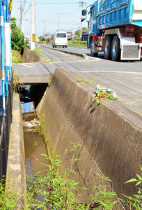 転落事故が多発…危険すぎる岡山の「用水路」 - NAVER まとめ