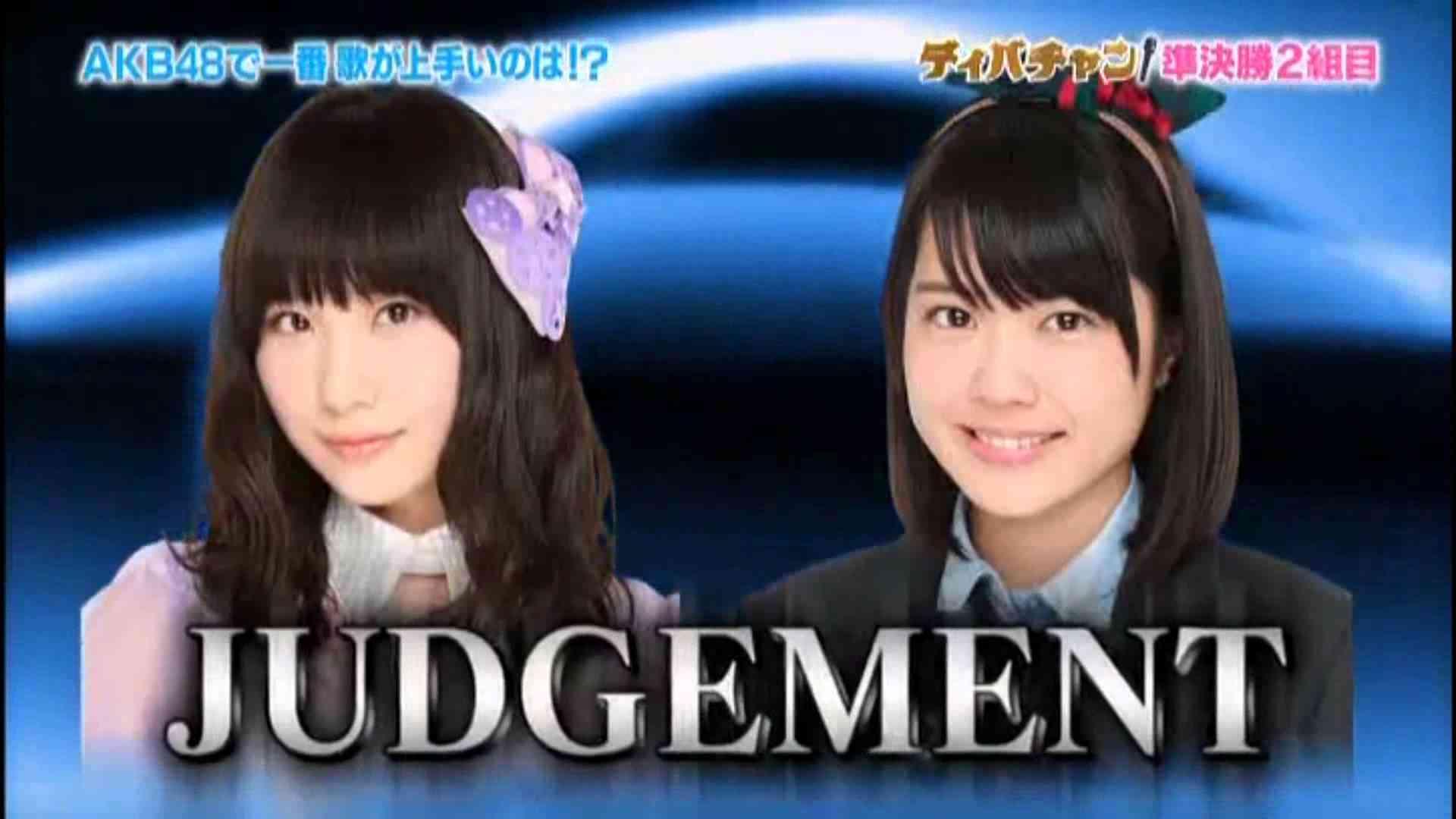 AKB48チーム8小田えりな 圧巻の歌声 - YouTube