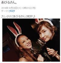 大親友・あびる優と紗栄子はなぜわざわざ過去の悪行を明かすのか - エキサイトニュース(1/2)