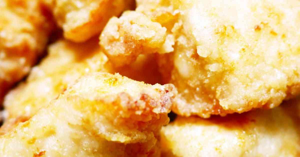 鶏むね肉でも柔らかジューシー!塩唐揚げ by ほっこり~の [クックパッド] 簡単おいしいみんなのレシピが253万品