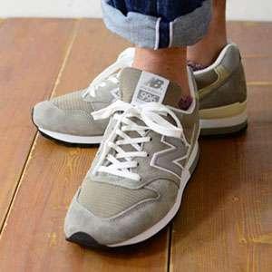 彼氏、旦那が履いている靴