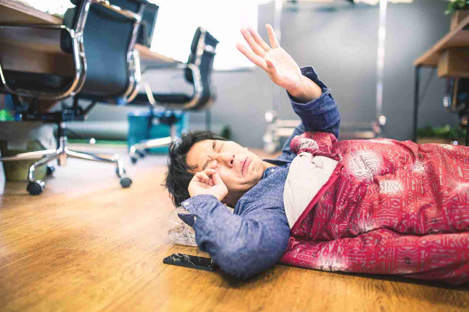 20歳以上の日本人の約4割が平均睡眠時間6時間未満!日本人はショートスリーパー | ギガボ!