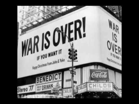 John Lennon - Happy Xmas (War Is Over) - YouTube