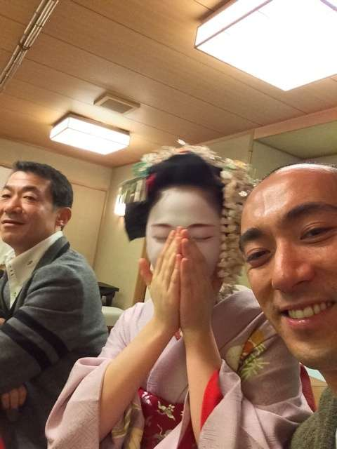 舞妓さん|ABKAI 市川海老蔵オフィシャルブログ Powered by Ameba