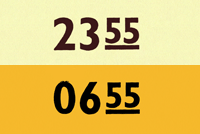 Eテレ「0655」「2355」が好きな人~