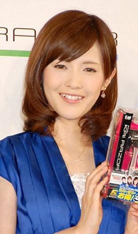 杉崎美香、5歳下フジ『Mr.サンデー』ディレクターと結婚 | ORICON STYLE