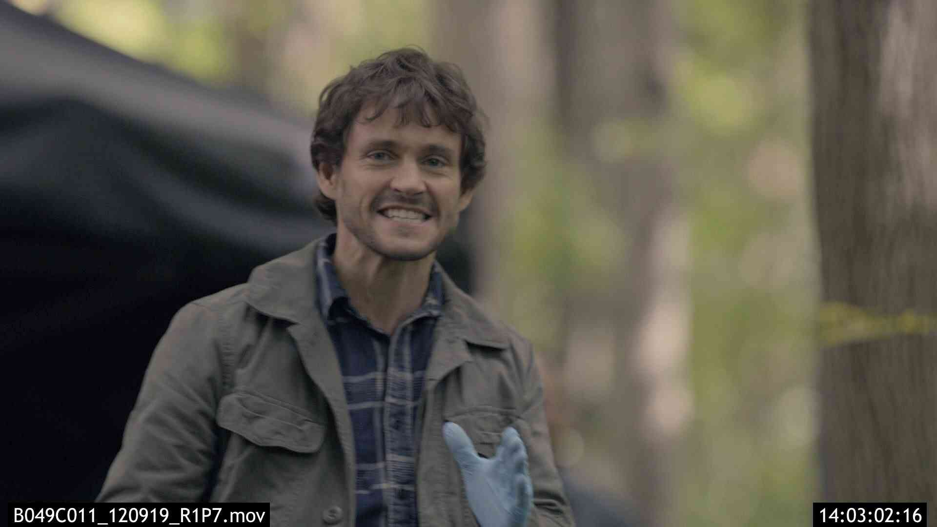 Hannibal Season 1 Gag Reel (1080p) - YouTube