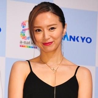 新婚・鈴木亜美 夫との出会いはナンパ「必然だったのかな」