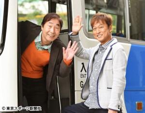 太川陽介 後輩ベッキーとの「バス旅」共演に否定的「力になれればいいが別の話」 - エキサイトニュース(1/2)