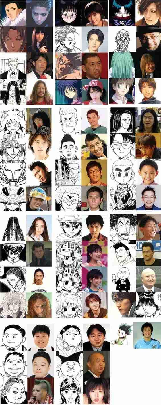 もしお気に入りの漫画が実写化するとしたら登場人物は誰を選ぶ?(芸能人で)