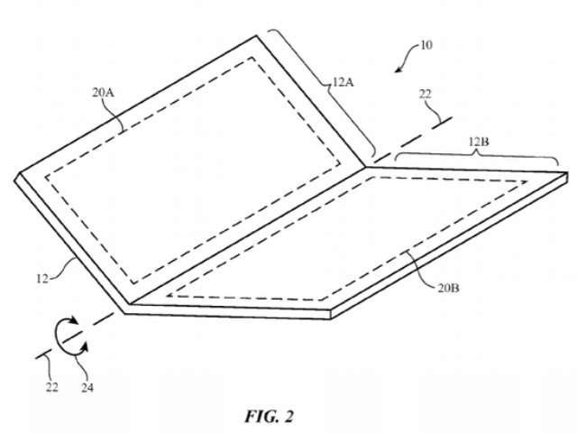 将来の「iPhone」は折りたたみ式?--アップルが特許取得 - CNET Japan