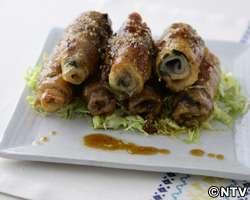もこみち流 豚バラ肉と大葉のロール焼き|MOCO'Sキッチン|ZIP!