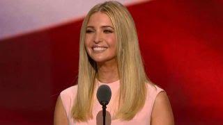 Full speech: Ivanka Trump addresses the 2016 RNC - YouTube
