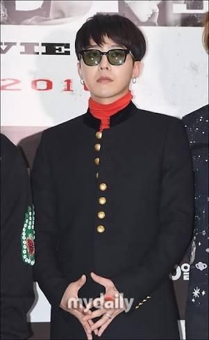 韓流BIGBANG・G-DRAGONと小松菜奈の連続密会