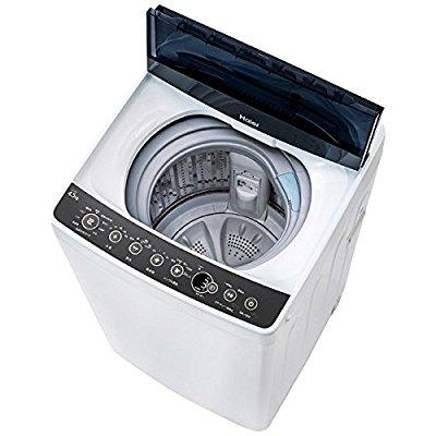 洗濯機いつ回しますか?