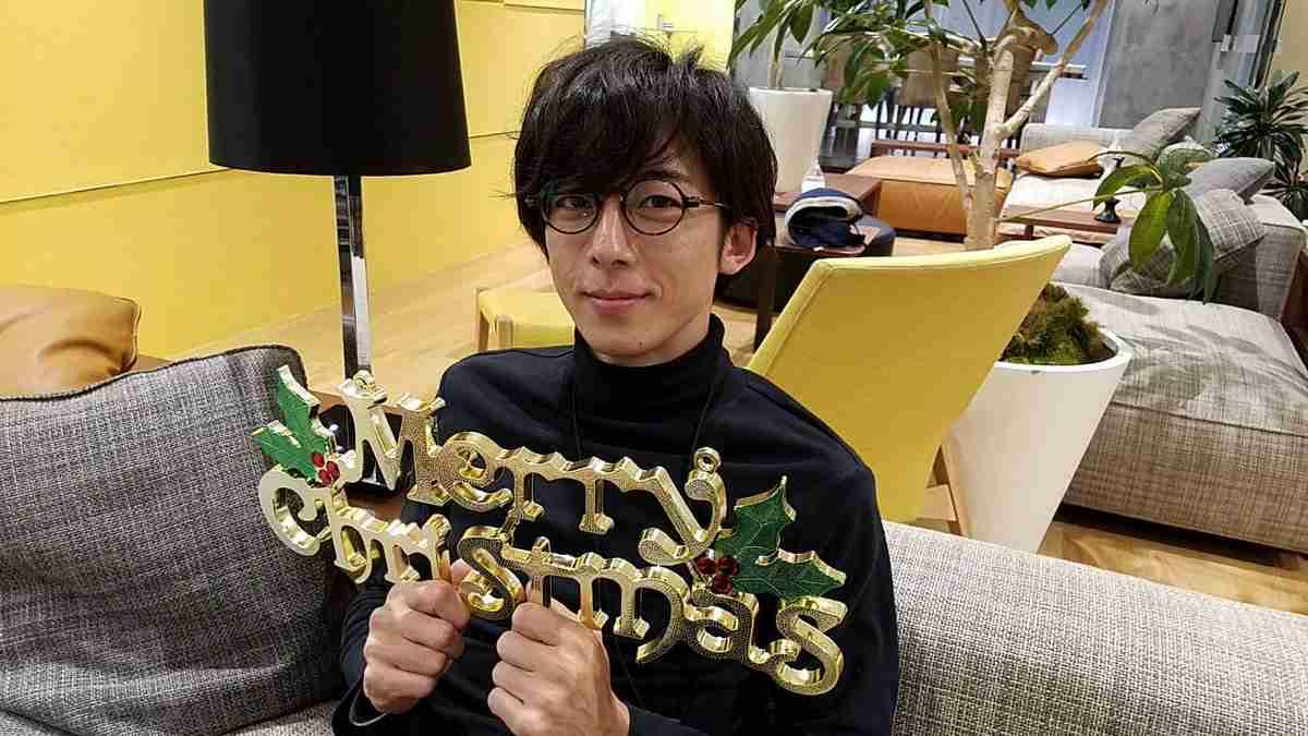 高橋一生、お茶目なクリスマスショットに反響「どきどきします…」「あざとすぎます」
