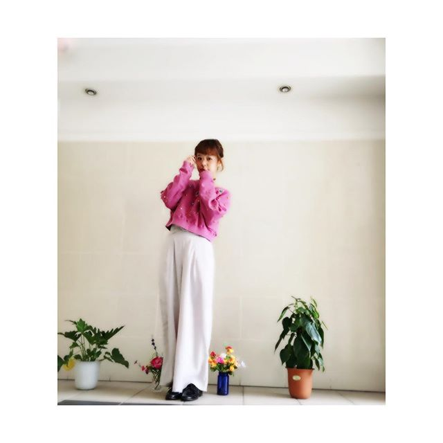 150cm~160cmの女性芸能人のファッション