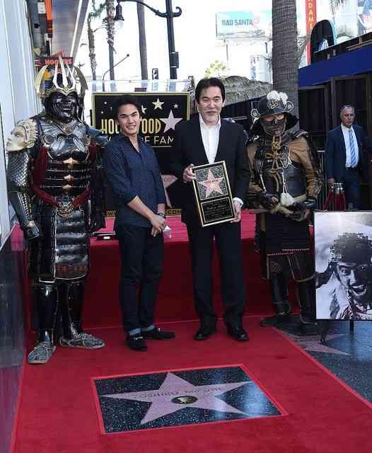 故三船敏郎さんが米ハリウッド殿堂入り「世界一の侍俳優」 - ライブドアニュース