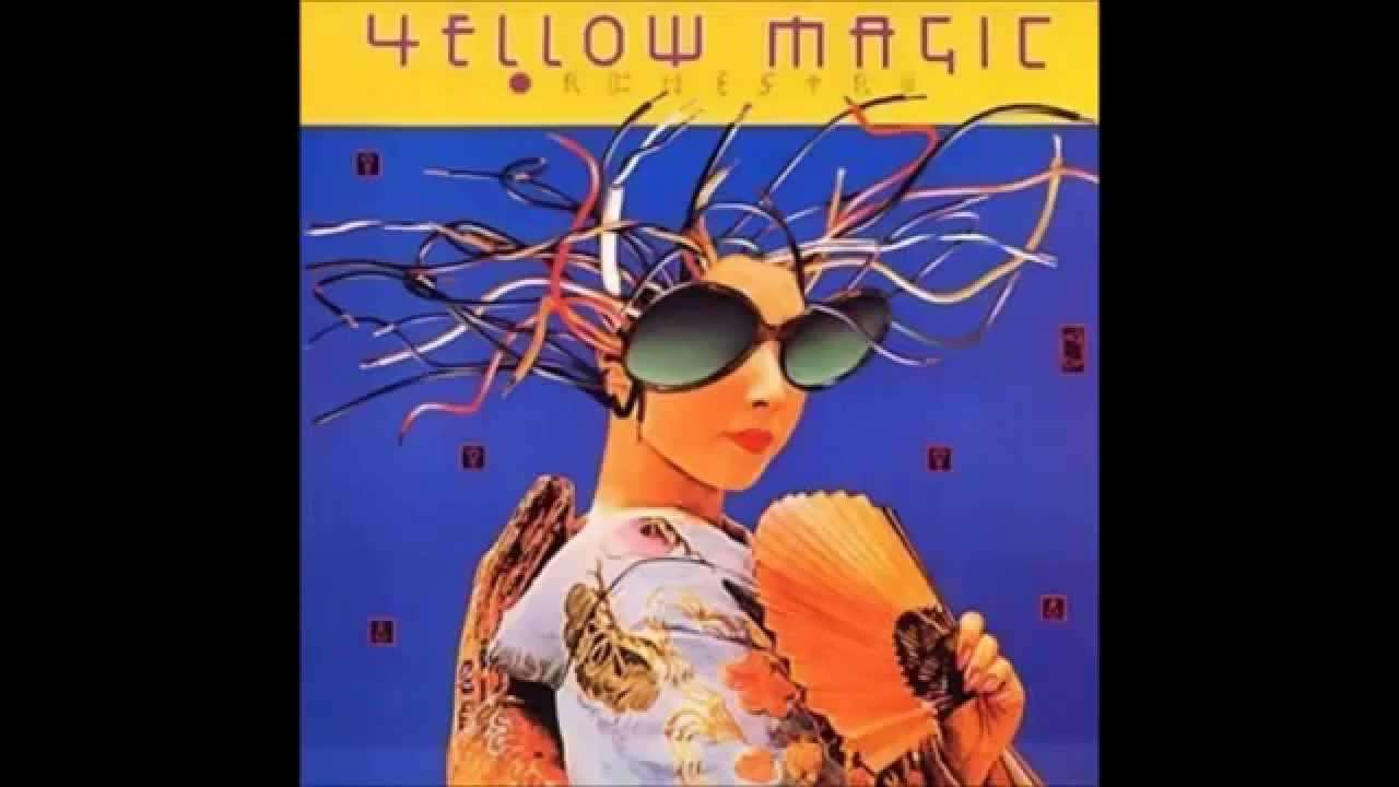 Yellow Magic Orchestra - Mad Pierrot - YouTube