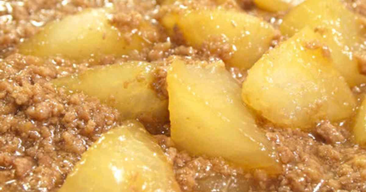 大根とひき肉で♪簡単とろ〜り煮物 by きちりーもんじゃ [クックパッド] 簡単おいしいみんなのレシピが252万品
