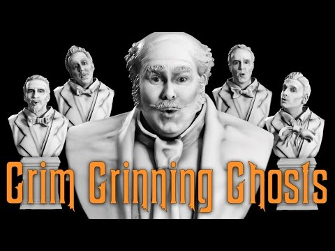 Grim Grinning Ghosts - VoicePlay A Cappella - YouTube