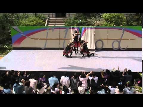 第69回灘校文化祭「LADYMETAL」 - YouTube