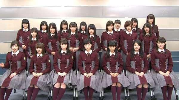 【動画】20161126 CDTV(カウントダウンTV) 欅坂46 「二人セゾン」 : AKB48の動画まとめch2