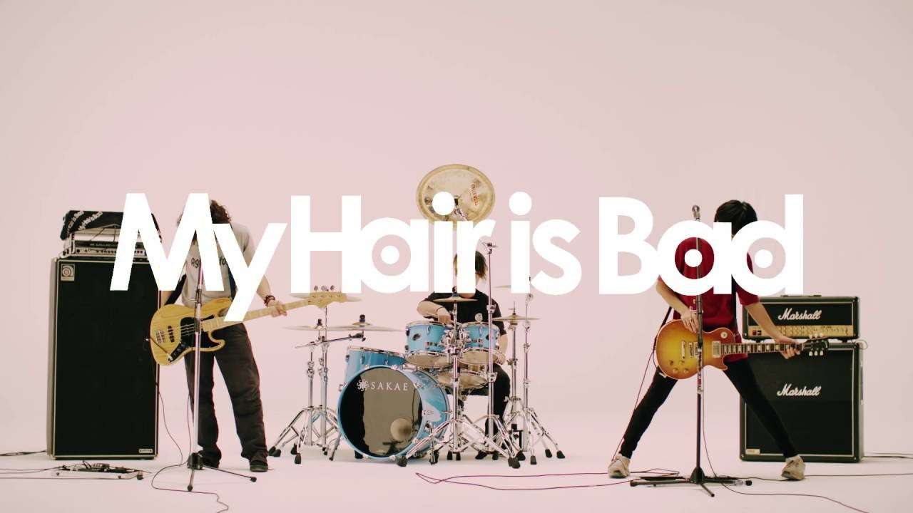 My Hair is Bad – 告白 (Official Music Video) - YouTube