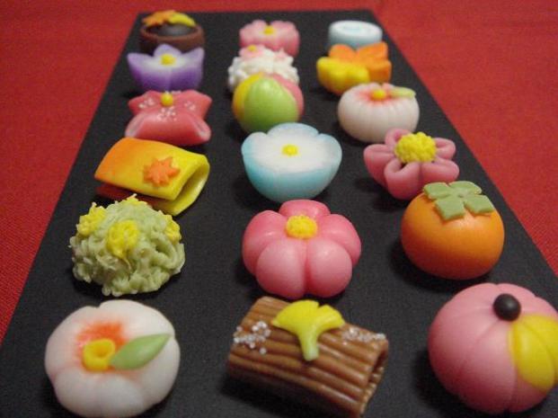 アメリカのあっま〜いお菓子貼るトピ