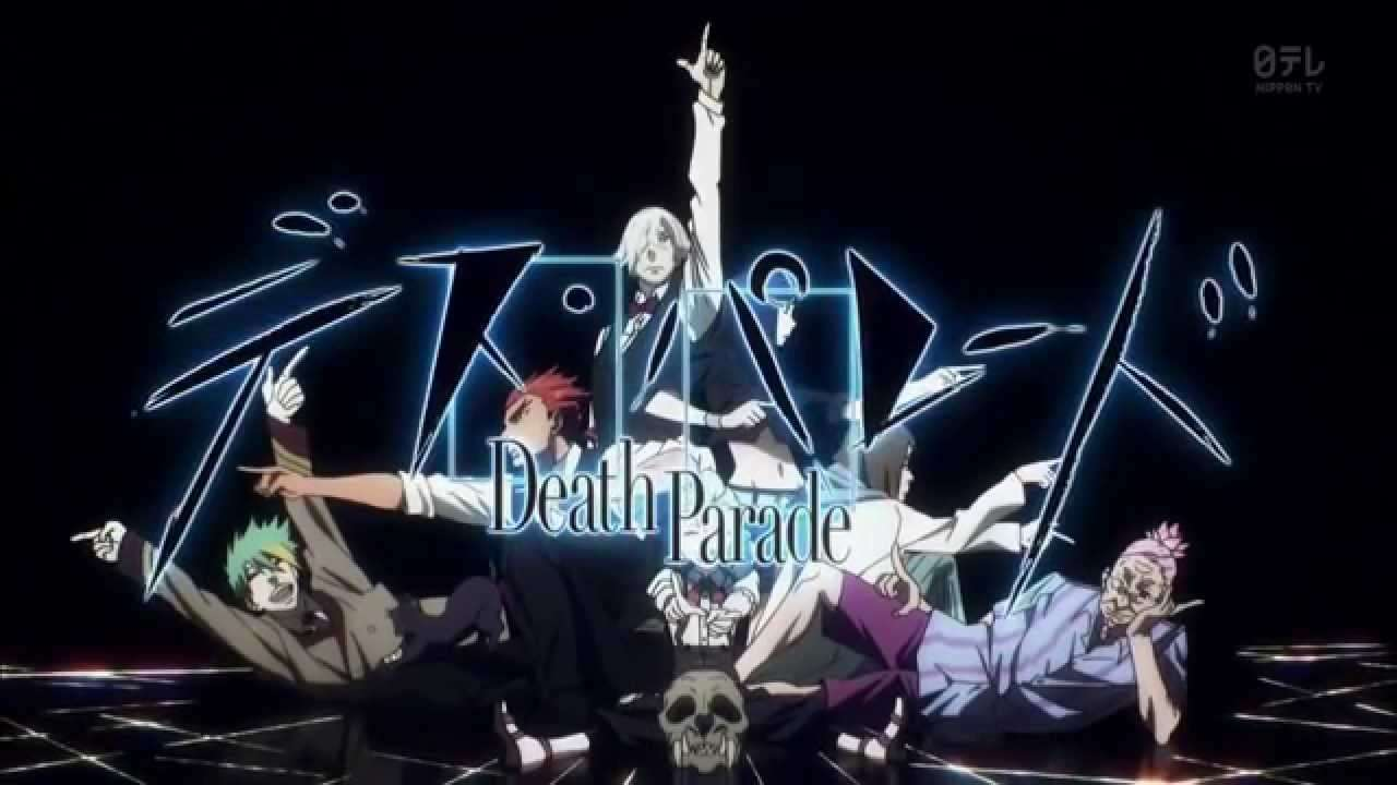 "Death Parade OP / Opening デス・パレード""Flyers"" by BRADIO [HD 720p] - YouTube"