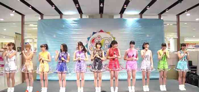 SUPER☆GiRLS、5周年記念イベントで新曲初披露! | ACTRESS PRESS