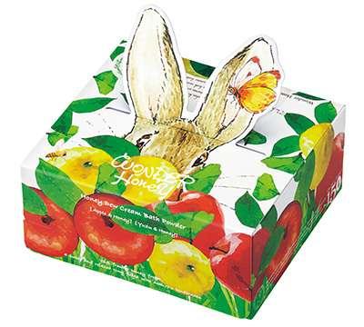 とろとろふんわりクリームバスピーターラビットアニバーサリーボックス 25g×6包入 | VECUA Honey(ベキュアハニー)