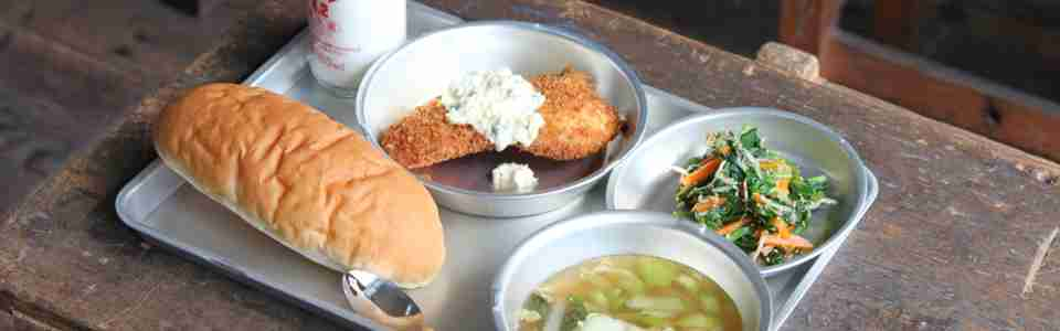 野菜高騰で給食を2日間中止 三重・鈴鹿市の小学校と幼稚園