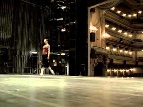 Polina Semionova ballet musicvideo - YouTube