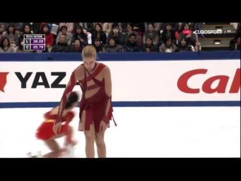 2015 NHK Anna Pogorilaya SP ESP2 - YouTube